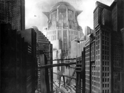 Metropolis - Tower of Babel