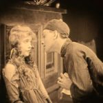 Lillian Gish and Richard Barthelmes in Broken Blossoms