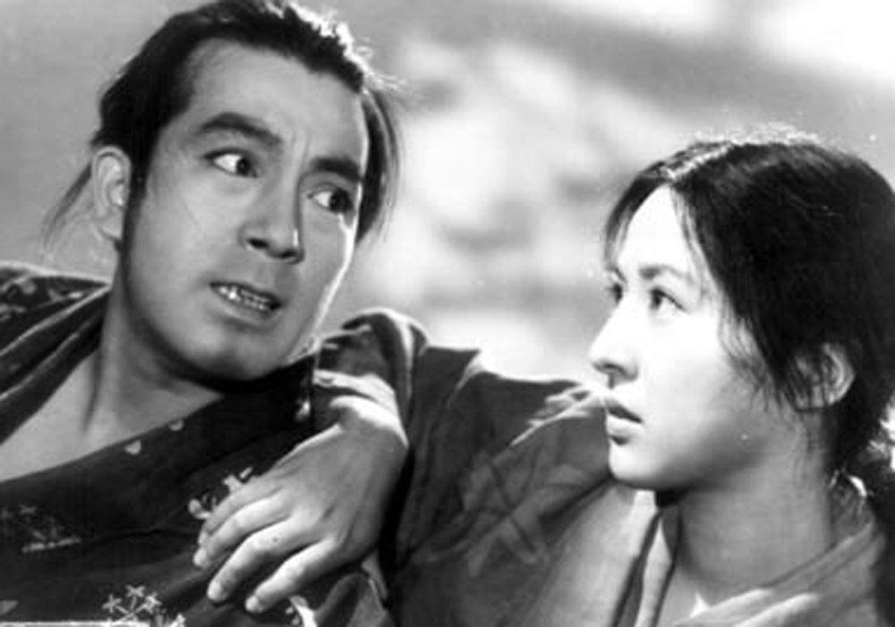Sansho the Bailiff - Zushiô and Anju (Yoshiaki Hanayagi and Kyôko Kagawa)