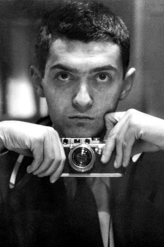 Stanley Kubrick Look Magazine