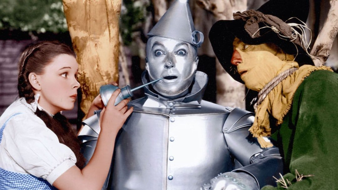 The Wizard of Oz Dorothy Tin Man Scarecrow