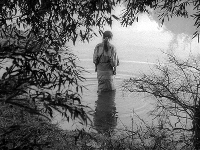 Sansho the Bailiff - Anju (Kyôko Kagawa)