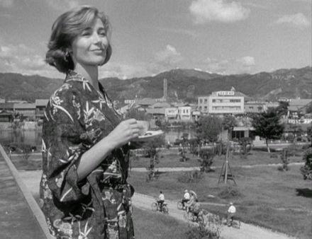 Hiroshima, Mon Amour - Emmanuelle Riva