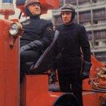 Fahrenheit 451 - Cyril Cusack, Oskar Werner