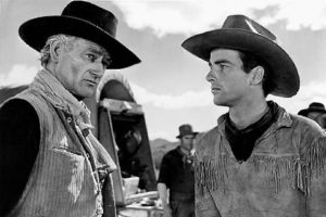 Red River - John Wayne, Montgomery Clift