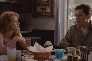 Jessica Chastain and Michael Shannon in Take Shelter