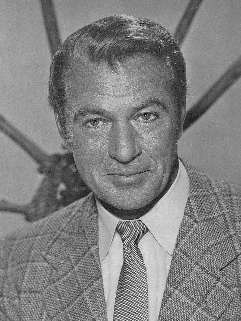 Gary Cooper in November 1952