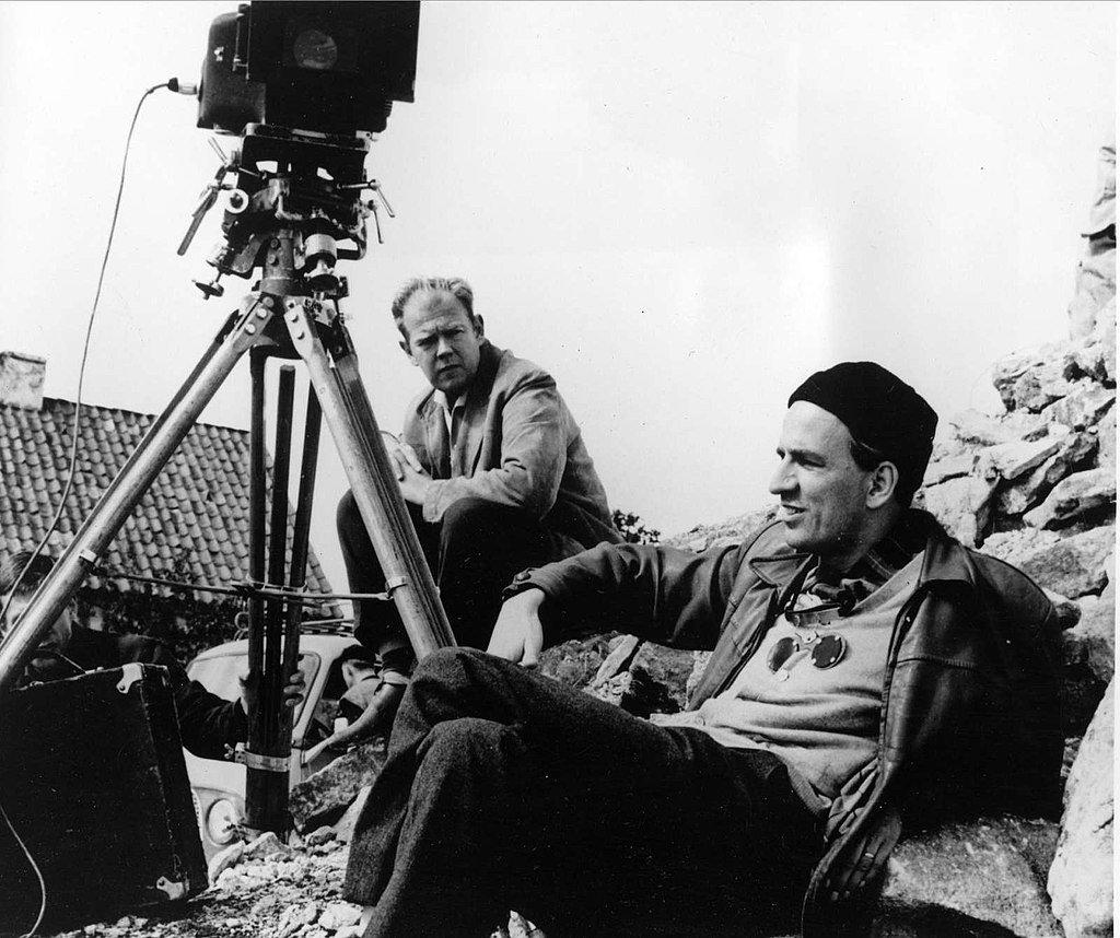 Ingmar Bergman in 1960