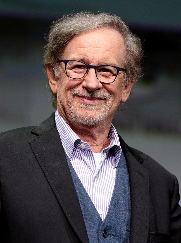 Steven Spielberg in 2017